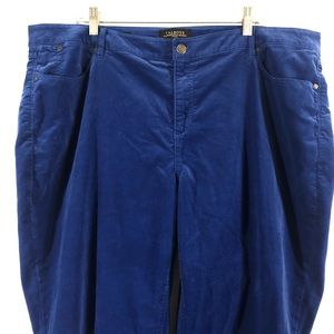 Talbots Flawless Five Pocket Straight Leg